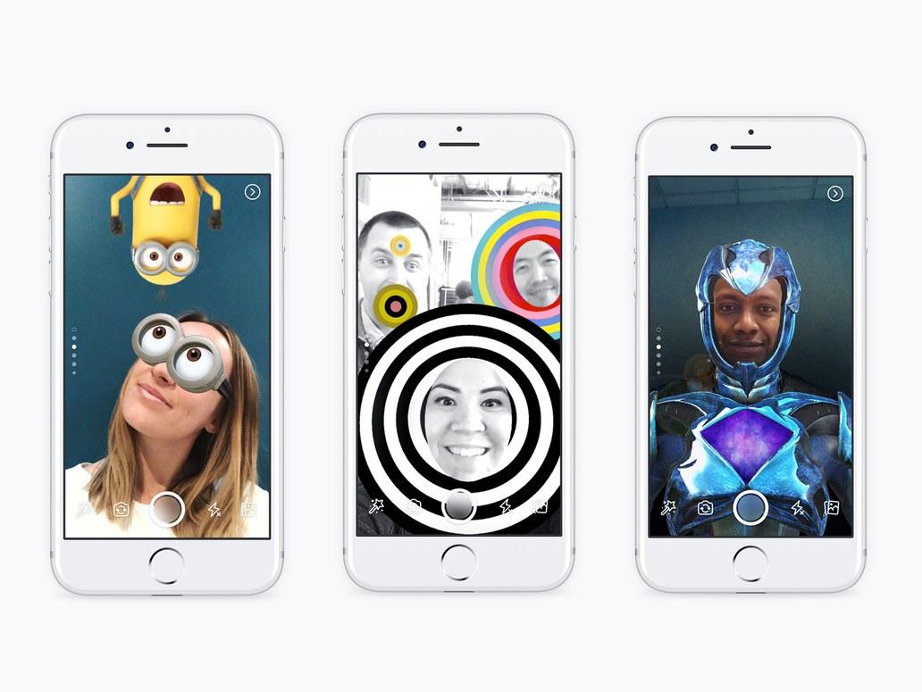 Facebook Serang Snapchat (Lagi)