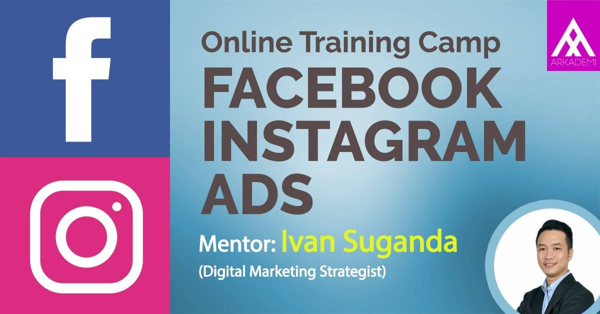 Online Training Camp Facebook dan Instagram Ads