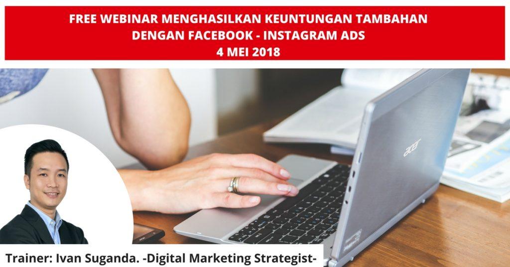 Seminar Facebook dan Instagram