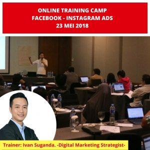 Pelatihan facebook dan instagram ads