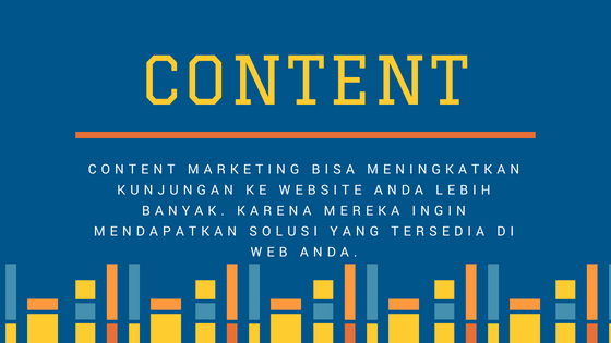 cara membuat konten marketing