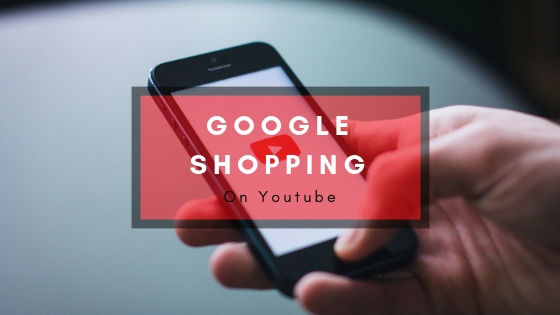Google Shopping di Youtube